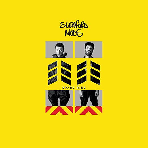 Spare Ribs by Sleaford Mods album review by Randy Radic for Northern Transmissions