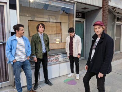Kiwi Jr interview with Northern Transmissions by Gregory Adams