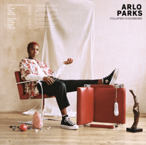 Collapsed In Sunbeams by Arlo Parks album review by Randy Randic for Northern Transmissions