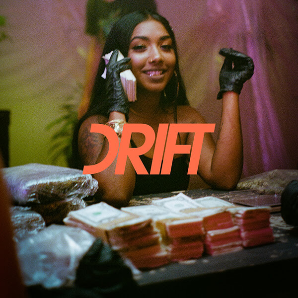 "Sub Pop/Royal Mountain Records, duo Cartel Madras both direct and star in their new video for ""DRIFT."" On the single they collaborated with"