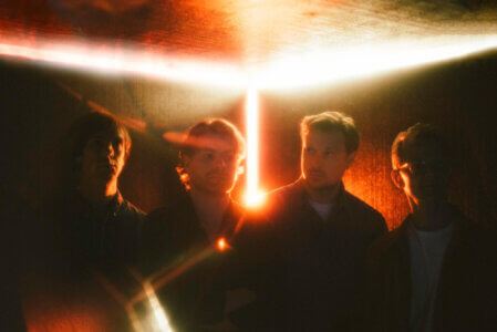 """Free From Gravity"" by Django Django is Northern Transmissions Song of the Day"