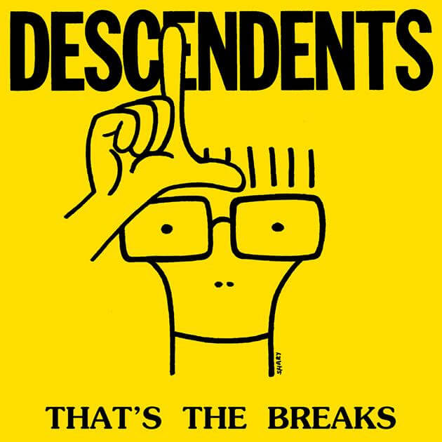 """Descendents Share New Track """"That's The Breaks."""" The track follows the politically-charged two-song single """"Suffrage"""""""