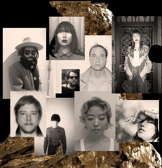 """TRZTN Collaborates With Karen O On """"Hieroglyphs"""" her LP Royal Dagger Ballet drops January 22, and features Paul Banks, Jonathan Bree, & More"""