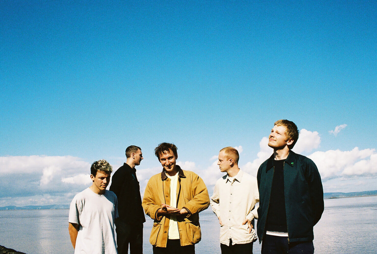 Squid have announced their debut LP Bright Green Field, will arrive on May 7th via Warp Records. Along with the news, the UK group