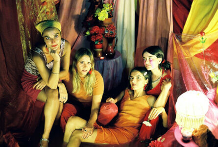 """Goat Girl have shared a new video for their single """"Badibaba"""""""