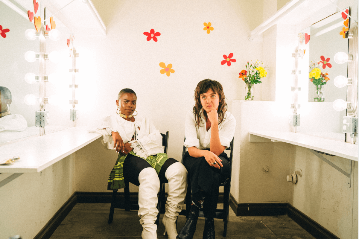 "Vagabon has collaborated with Courtney Barnett for a cover inspired by Karen Dalton's version of ""Reason to Believe,"" which was originally"