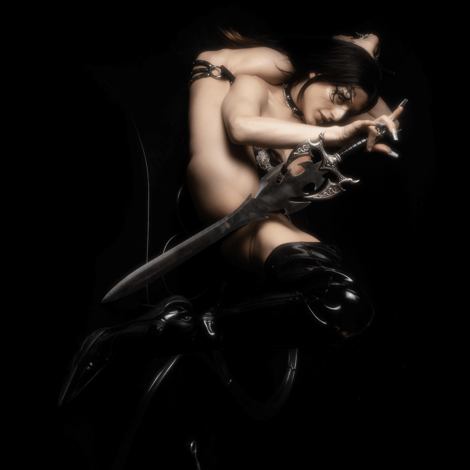 """Arca and Oliver Coates Collaborate On """"Madre."""" The track is available via Xl Recordings and is accompanied by a visual by Aron Sanchez"""