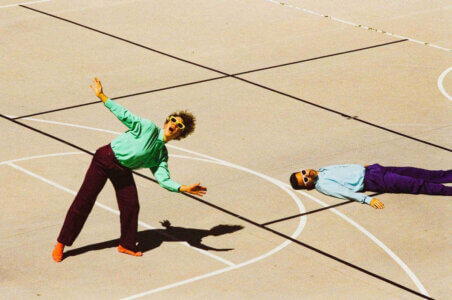 Tune-Yards' forthcoming release sketchy, will drop on March 26, 2021 via 4AD. Ahead of the album's arrival, the duo which includes