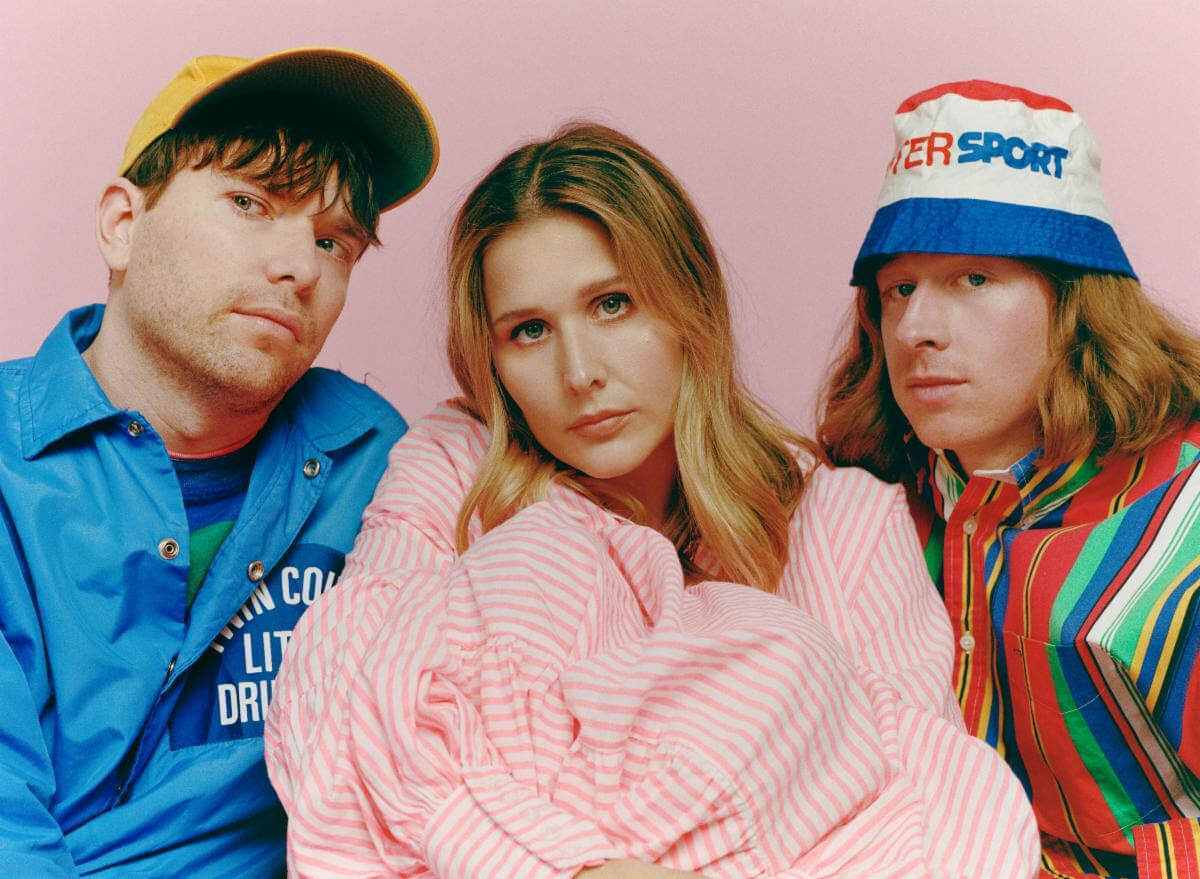 Australian trio, Middle Kids have announced Today We're The Greatest will be released on March 19, 2021 via Domino Records