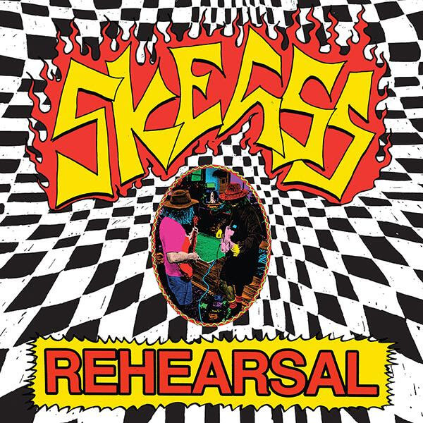 Skegss' forthcoming release Rehearsal, produced by Catherine Marks, the LP will be released on March 26th, 2021 via Loma Vista Recordings