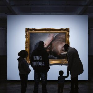 Vic Mensa has shared the artwork and details of his forthcoming release I TAPE, which drops on March 26, 2021 via Roc Nation