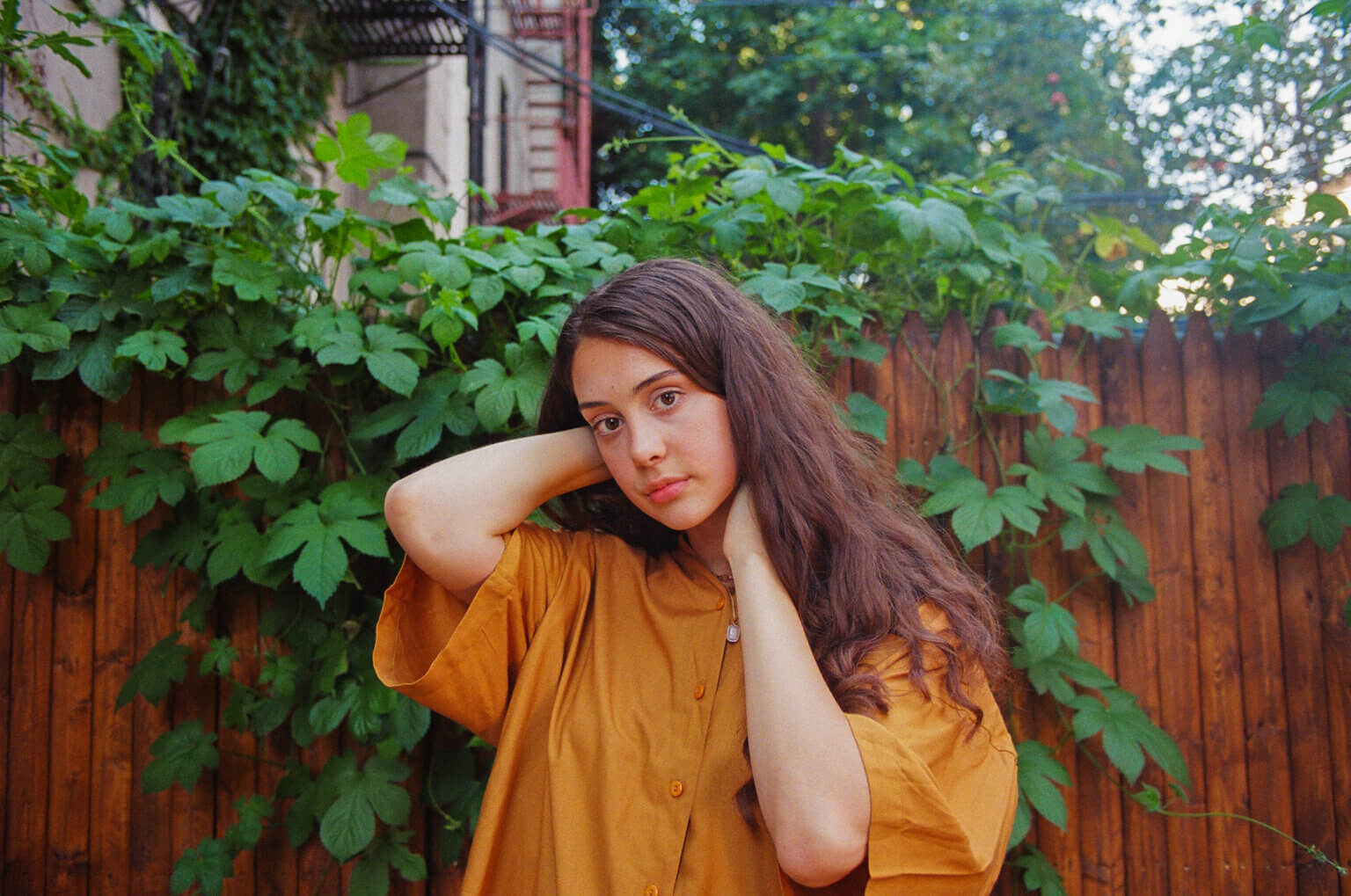 """Nisa Debuts New Single """"Growing Pains."""" The track is off the singer/songwriter's forthcoming release Guilt Trip, out March 26th"""