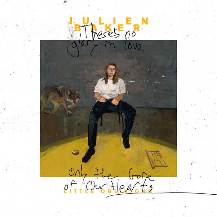 Little Oblivions by Julien Baker album review by Leslie Chu for Northern Transmissions