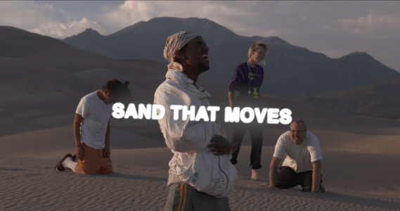 "Animal Collective have shared ""Sand That Moves"""