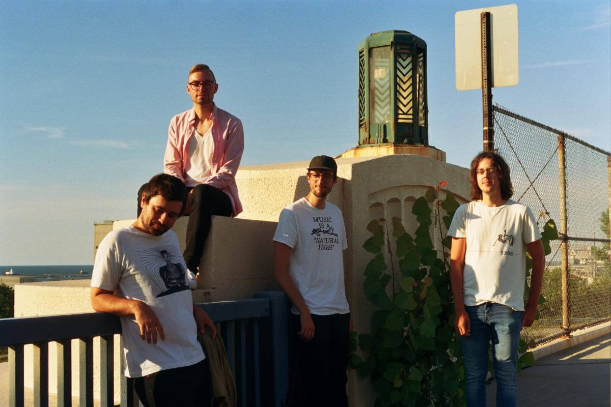"""Cloud Nothings, has shares a new song from their forthcoming record The Shadow I Remember. Today, the band has shared """"Nothing Without You"""