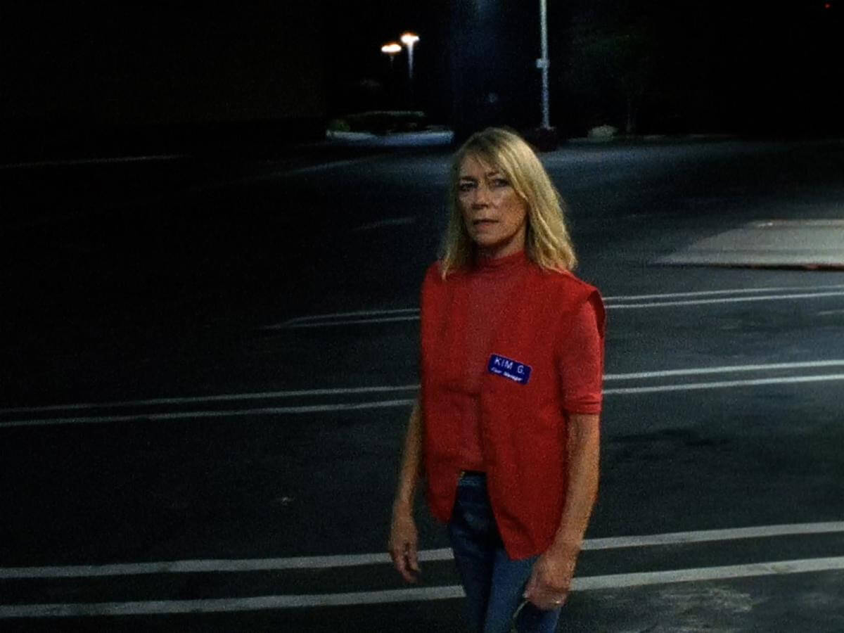 """Kim Gordon has released a new video for her single """"Hungry Baby."""" The clip was directed by Clara Balzary and stars Coco Gordon-Moore"""