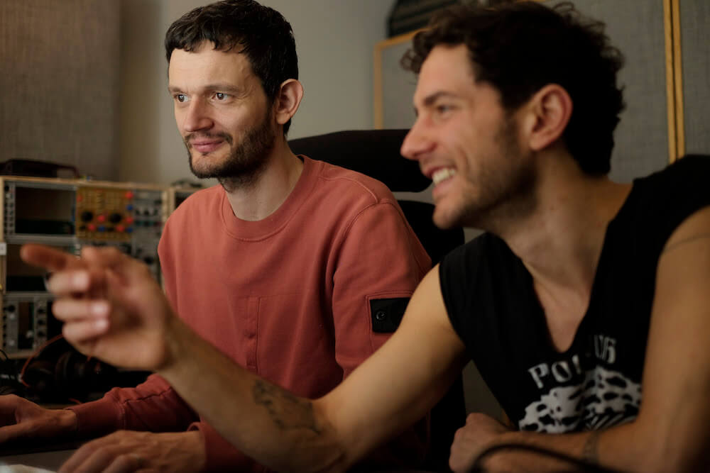 APPARAT, aka Sascha Ring, today announces details of a limited edition vinyl box set collating four of the artist's recent soundtracks