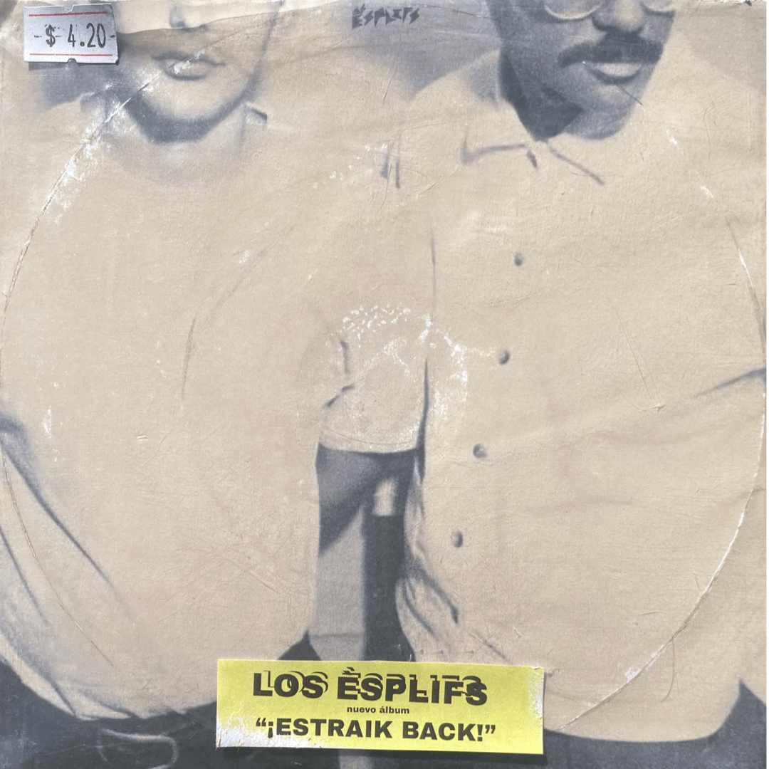 """Los Esplifs Debut New Single """"Otro Pais."""" the lead single from the band's upcoming ESTRAIK BACK, an 11-track LP out April 20th"""