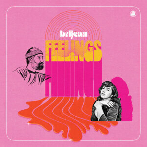 Feelings by Brijean album review by Gregory Adams for Northern Transmissions