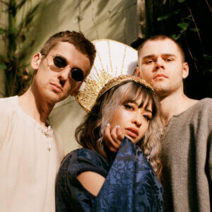 "Kero Kero Bonito Announce new EP Civilisation II. Along with the news, the trio have shares a new video for ""The Princess and the Clock."""