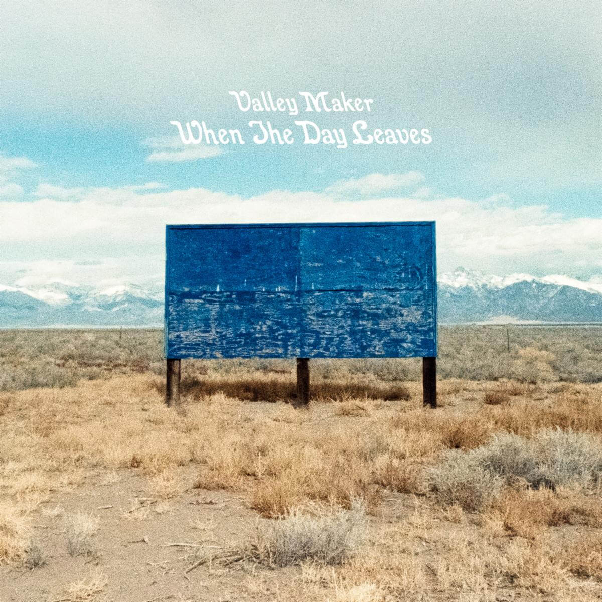 When the Day Leaves by Valley Maker album review by Katie Tymochenko. The full-length is now available via Frenchkiss Records