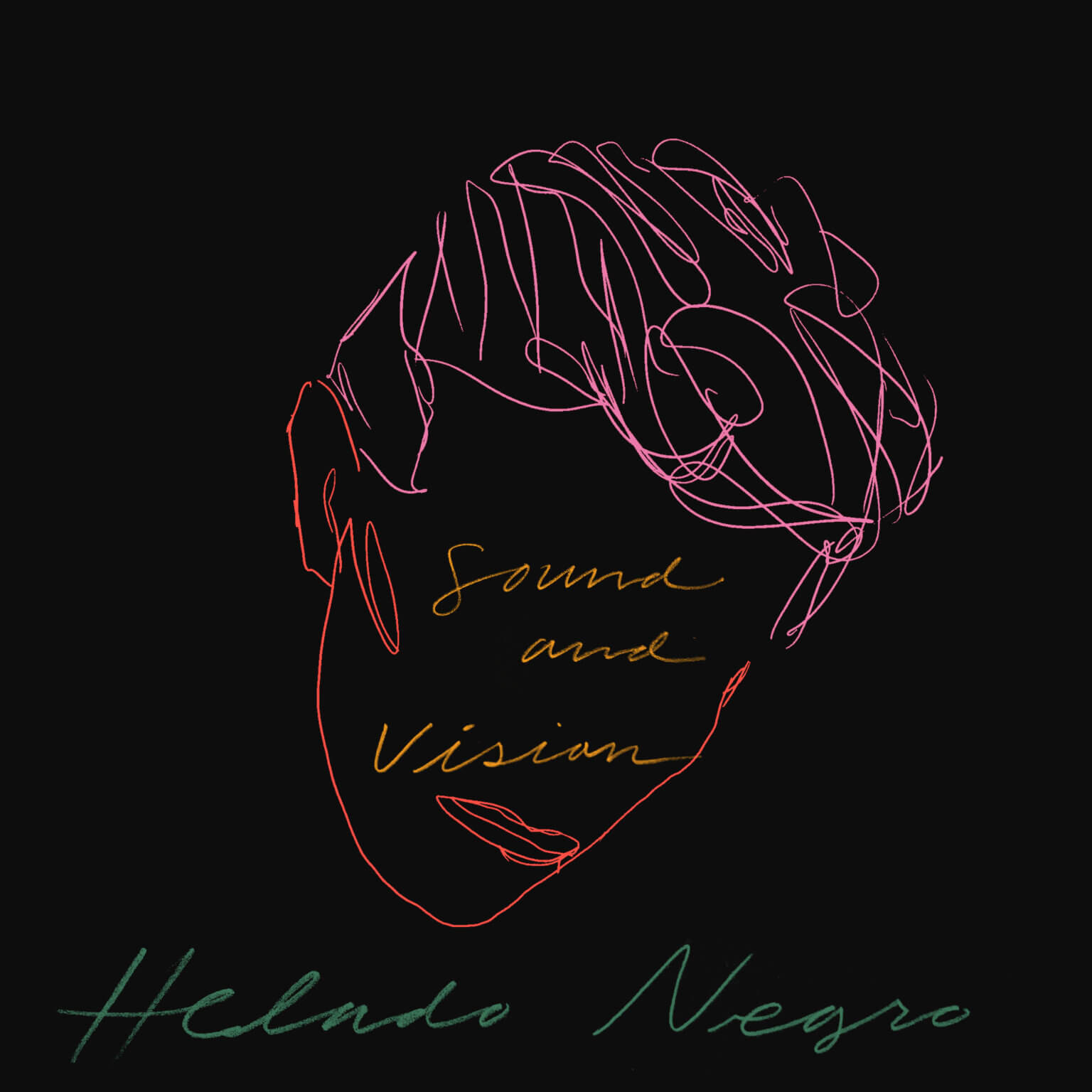 """BBE Music presents Helado Negro's cover of David Bowie's """"Sound and Vision,"""" a track off of their David Bowie tribute album, Modern Love"""