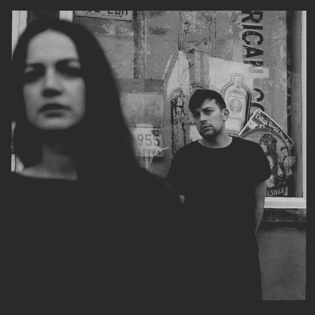 """""""Responder (Night)"""" By Russian Baths is Northern Transmissions Song of the Day. The NYC duo's track is now available via Good Eye Records"""