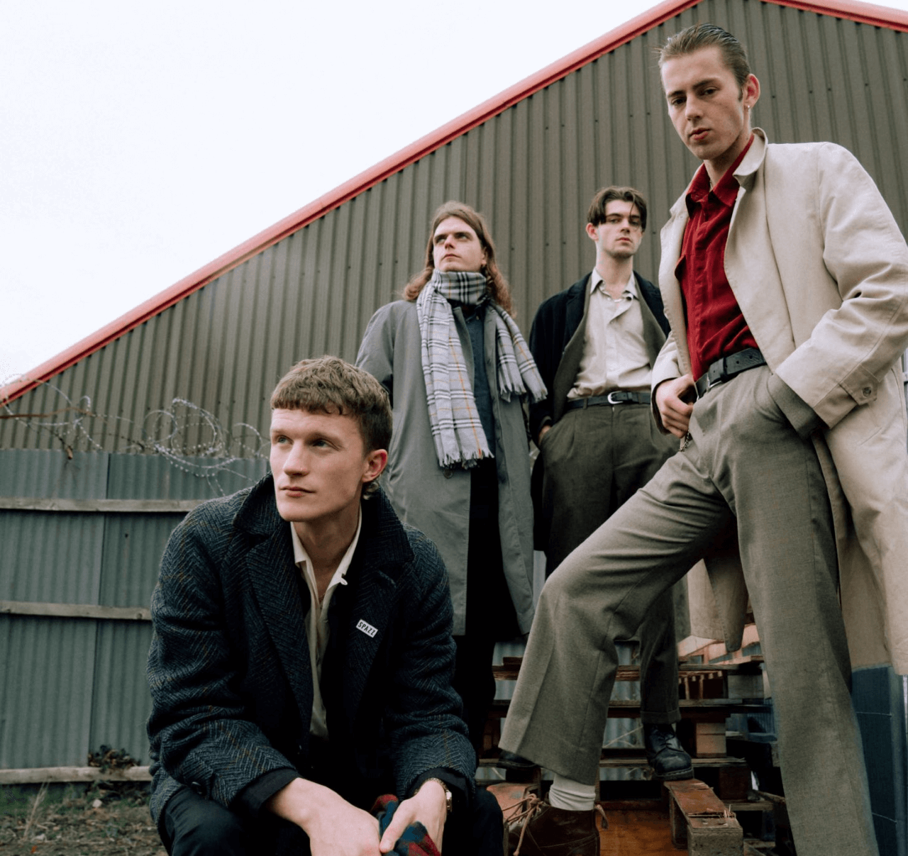 """""""Sheets"""" by UK band Lumer is Northern Transmissions Song of the Day. The track is now available via various DSPs"""