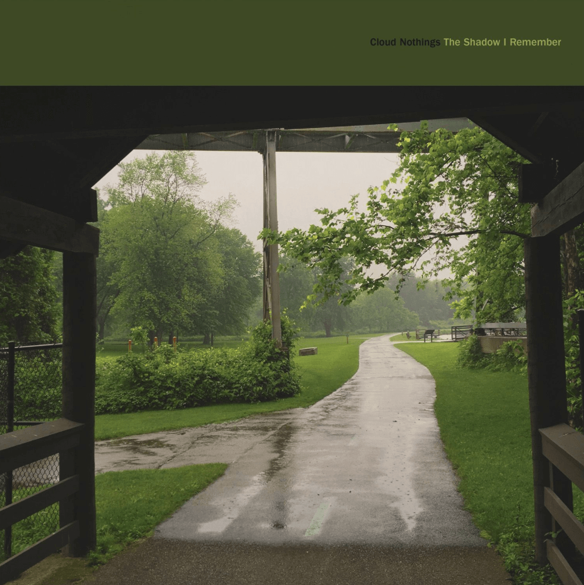 The Shadow I Remember Album by Cloud Nothings album review by Adam Fink for Northern Transmissions