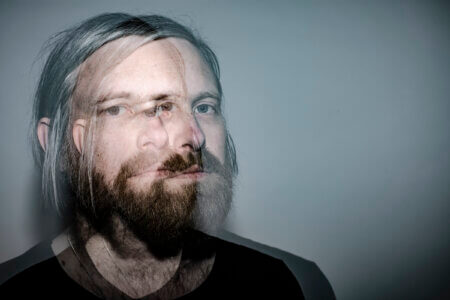 "Blanck Mass AKA: Benjamin John Power - presents a new video for ""Starstuff"" (Single Edit) from his forthcoming album, In Ferneaux"