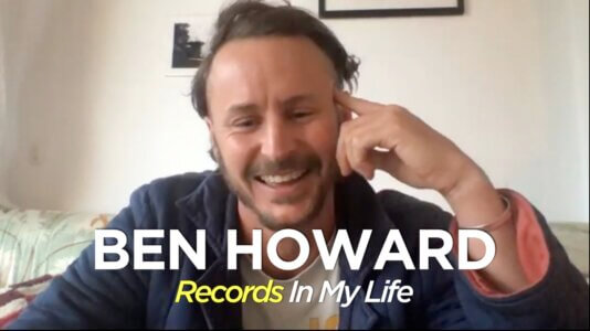 Ben Howard Guests on Records In My Life. The singer/songwriter talked about some of his favourite LPs