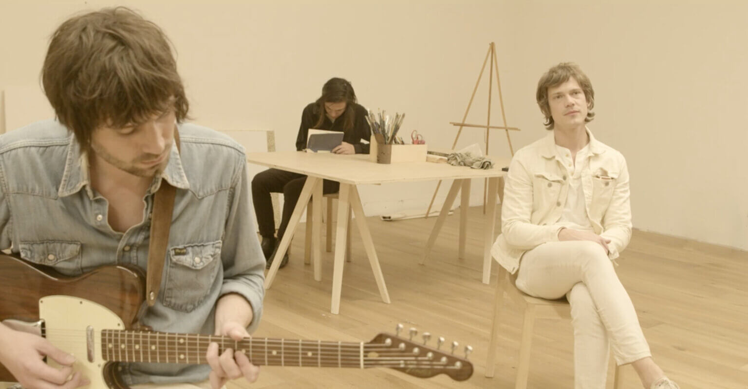 """Los Angeles band Winds have released a video for """"The Way You Feel."""" The track is off the groups forthcoming and debut release Look At The Sky"""