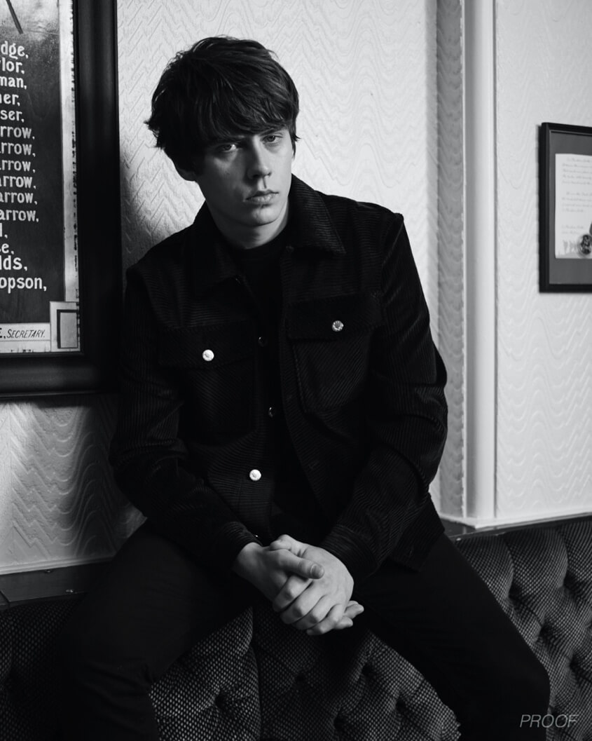 Jake Bugg has announced the release of his new full-length release through RCA Records entitled Saturday Night, Sunday Morning