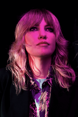 """Ladyhawke, has returned with her new single and video for """"Guilty Love"""" featuring BROODS, the lead-single off her forthcoming release"""