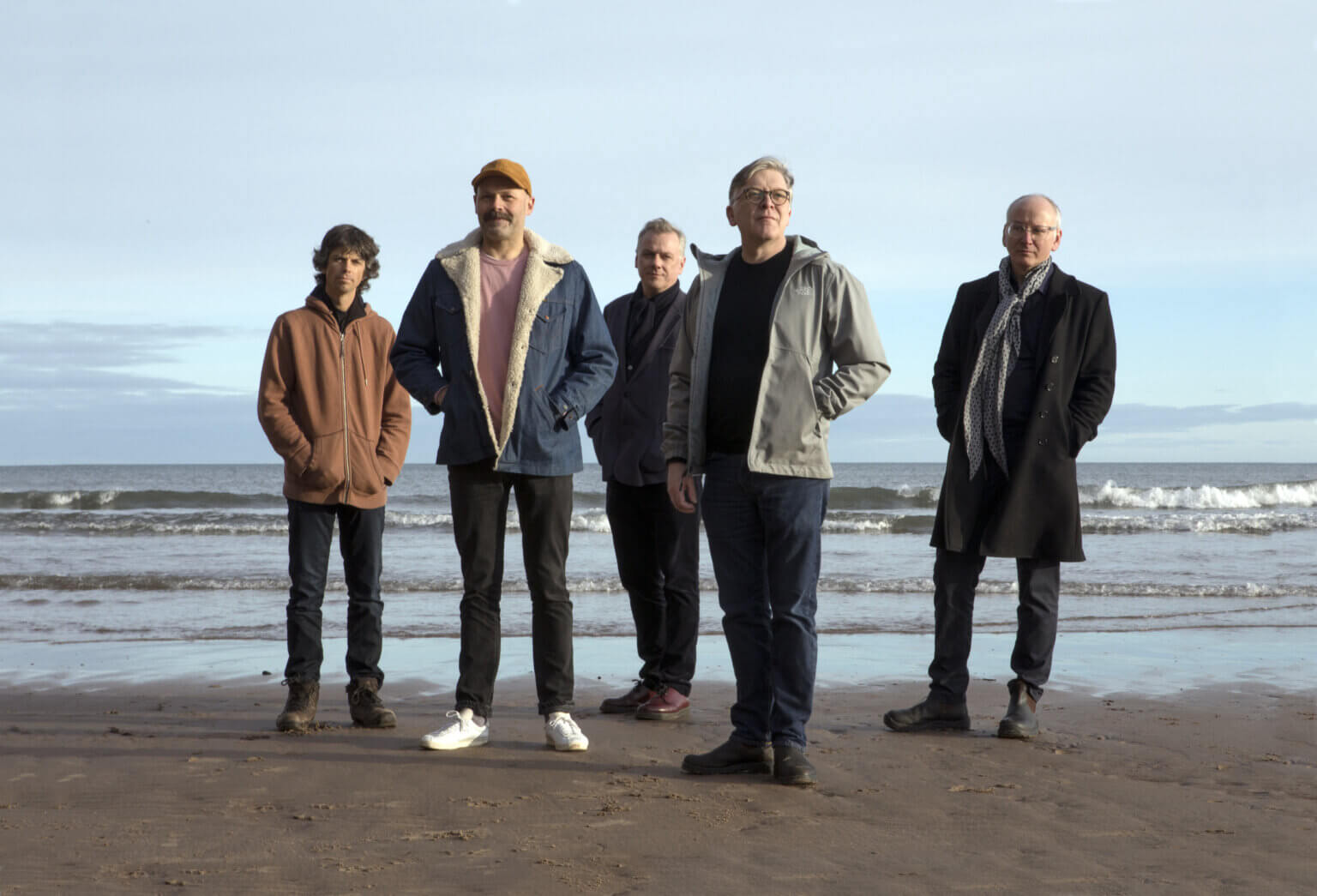 """Teenage Fanclub have shared """"The Sun Won't Shine on Me,"""" the song was written by Norman Blake, and is ahead of the band's LP"""