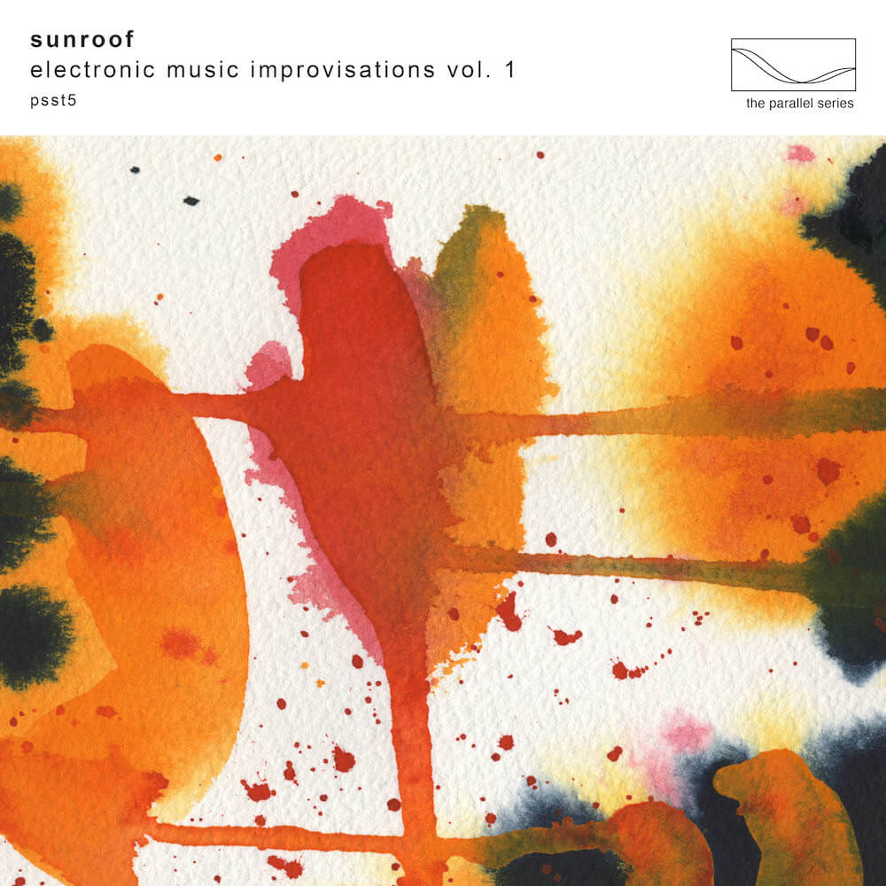 1.1- 7.5.19 By Sunroof is Northern Transmissions Song of the Day. The track is off their debut Electronic Music Improvisations Volume 1