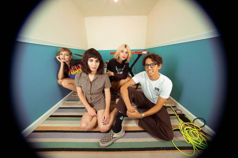 """The Paranoyds have dropped a new video for track """"Egg Salad"""""""
