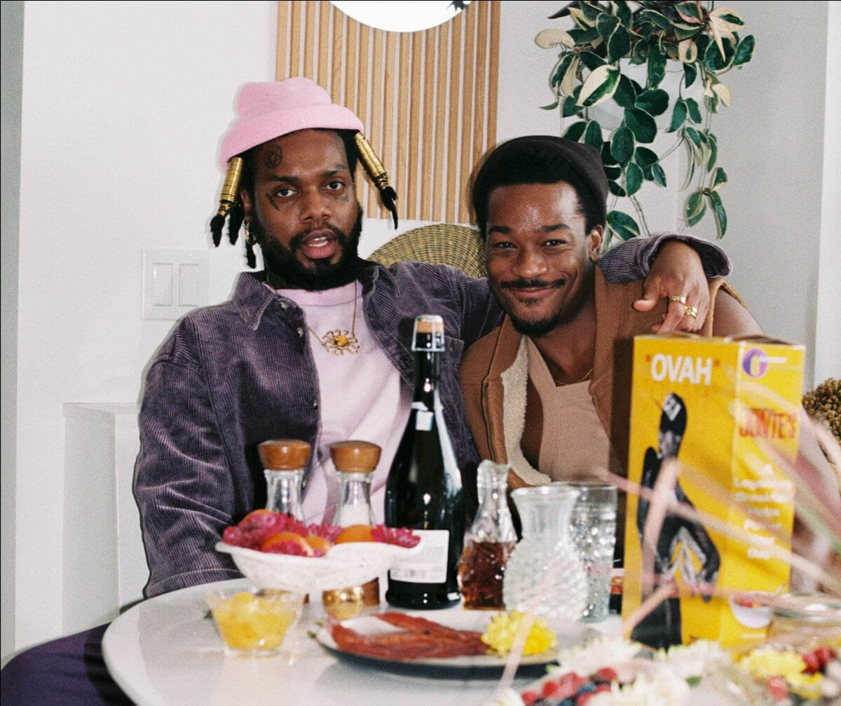 """serpentwithfeet has shared a video for """"Same Size Shoe,"""" the latest single off his album, DEACON, out March 26th on Secretly Canadian"""