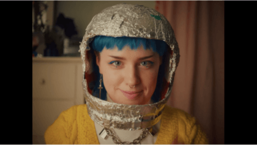 "Frances Forever has released a video for their catchy single ""Space Girl."" The clip was directed by Christina Xing"