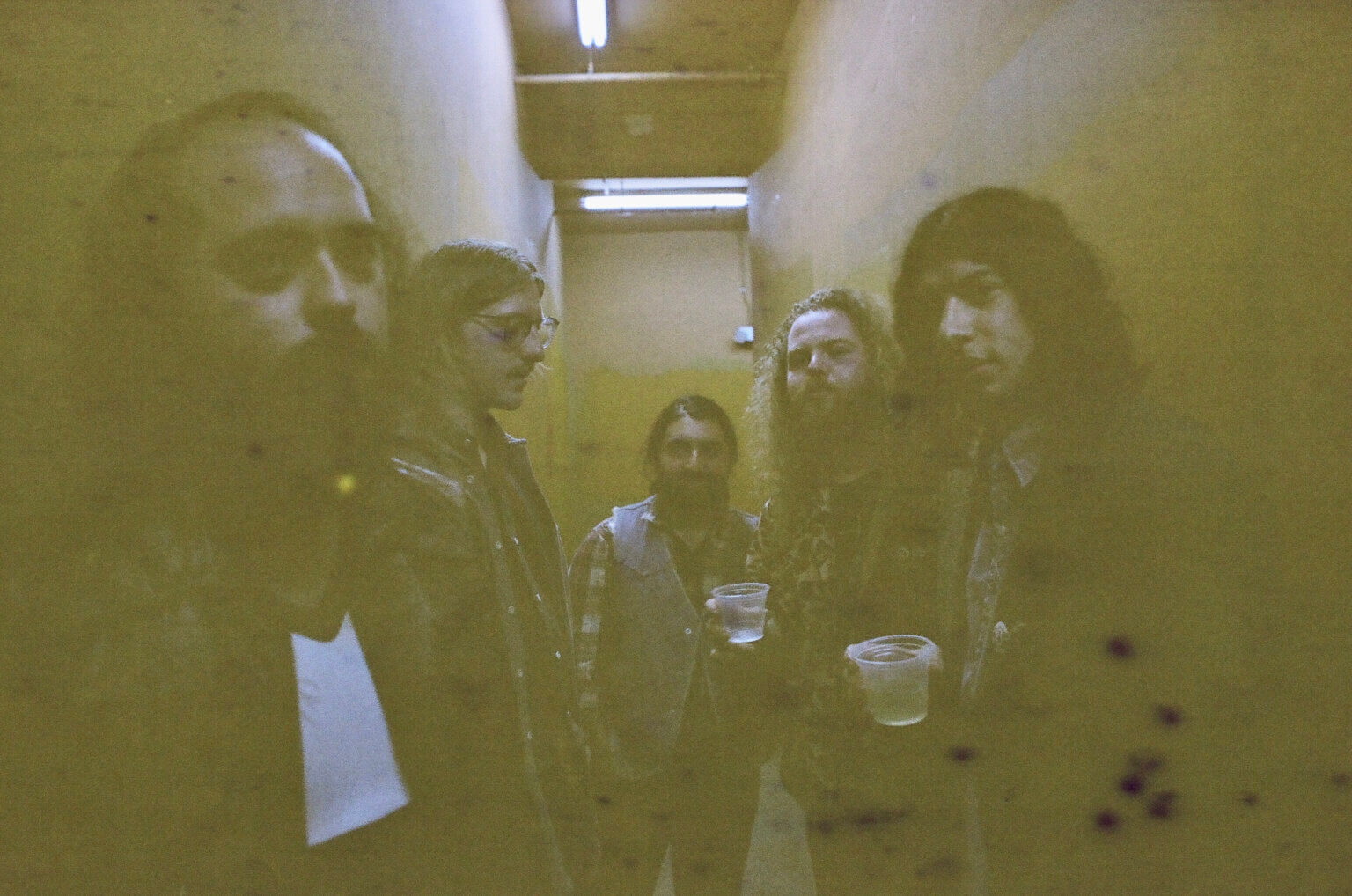 """Grave Flowers Bongo Band debut new video for """"Down Man,"""" the track is off their forthcoming release Strength of Spring, out April 30th"""