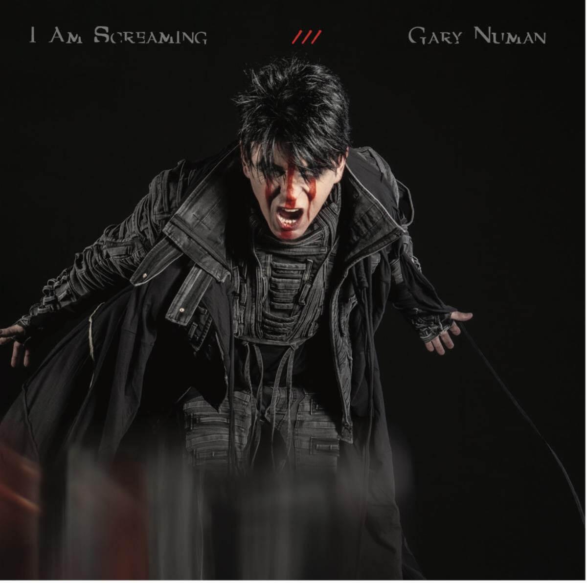 "Gary Numan shares new single ""I Am Screaming"""