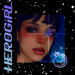 Herogirl by Raissa album review by Adam Fink. The full-length is out today via Mark Ronson's Zelig Records