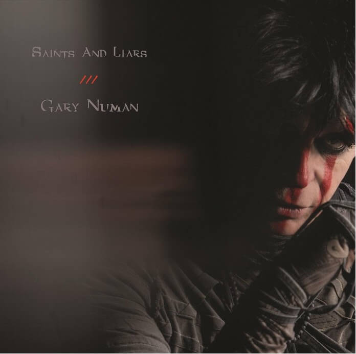 """""""Saints and Liars"""" by Gary Numan is Northern Transmissions Song of the Day. The track is off his forthcoming release Intruder"""