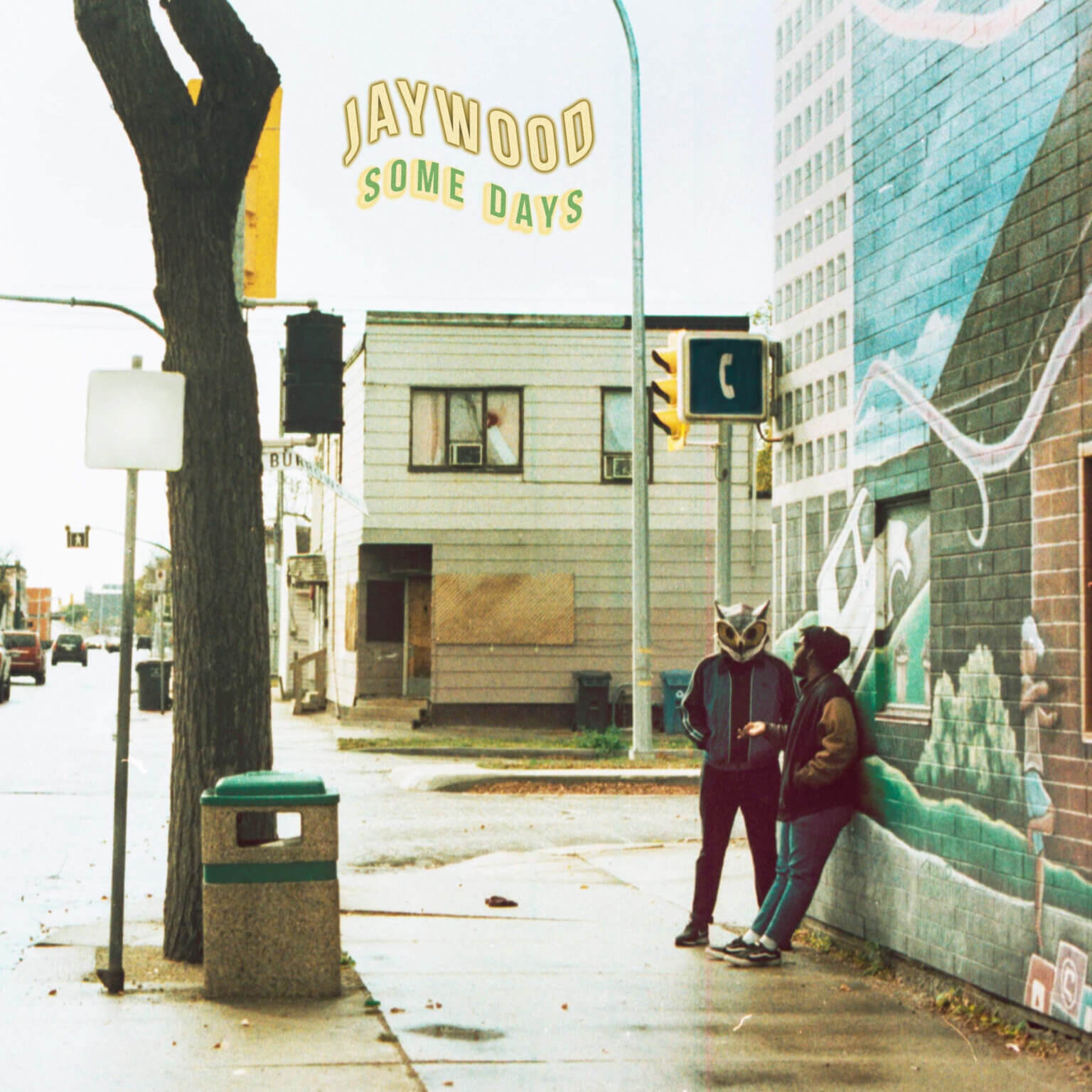 JayWood is the musical project of Jeremy Haywood-Smith from Winnipeg, MB. His debut album Some Days comes out April 23, 2021