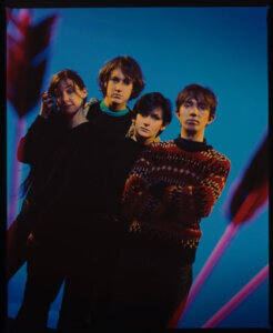 Domino have announced the signing of my bloody valentine, with the band's seminal catalog being made available digitally in full