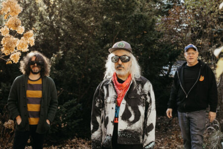 "Dinosaur Jr. have shared a new video ""Garden."" The track is off the legendary trio's forthcoming release Sweep It Into Space"