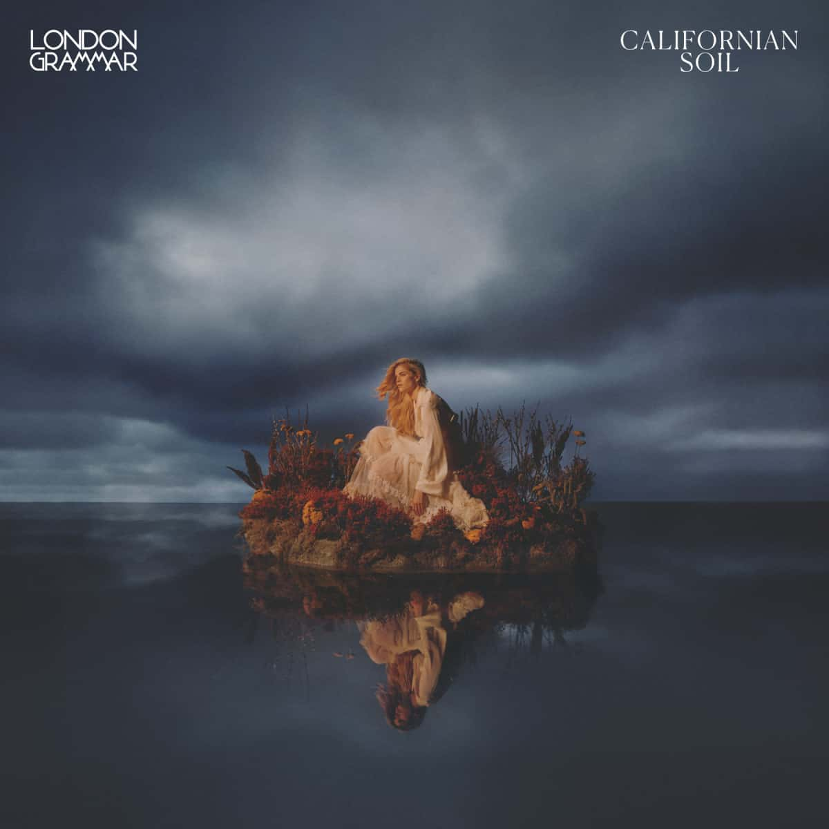 Californian Soil by London Grammar album review by Caillou Pettis for Northern Transmissions