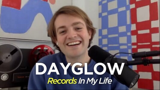Dayglow guests on Records In My Life