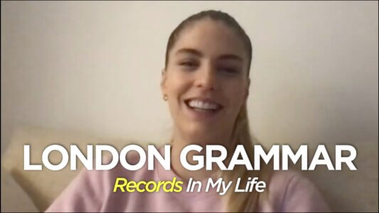 London Grammar guest on Records In My Life