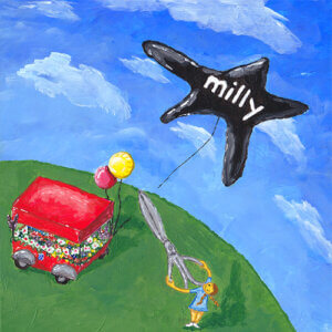 Wish Goes On by Milly Album review by Adam Williams for Northern Transmissions
